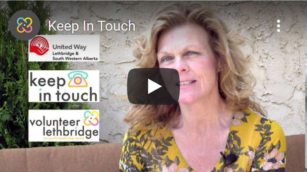 Keep In Touch Program - Video