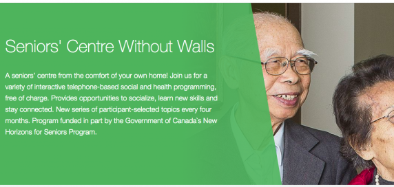 Seniors Centre Without Walls