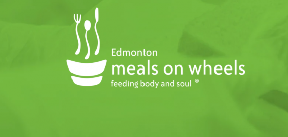 Edmonotn Meals on Wheels Logo
