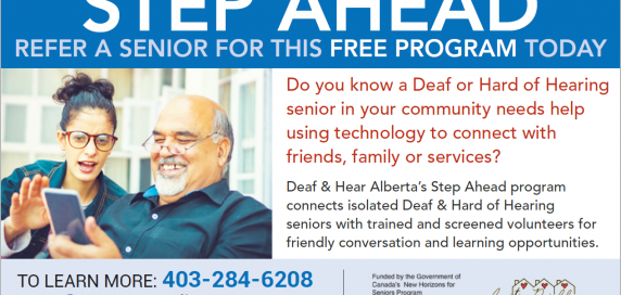 Step Ahead Program