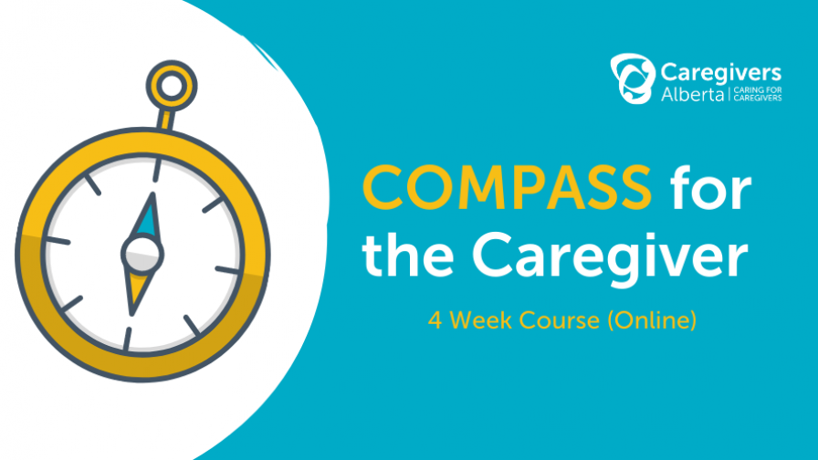 COMPASS for the Caregiver Online 4 Week Course