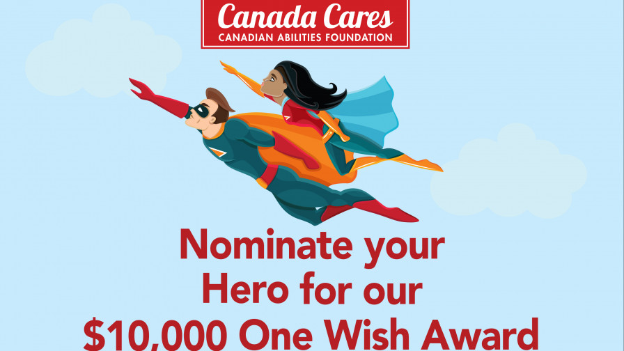 Canada Care Awards Poster